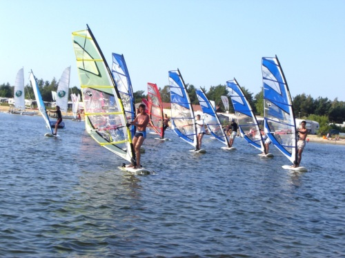 Kursy weekendowe windsurfingowe